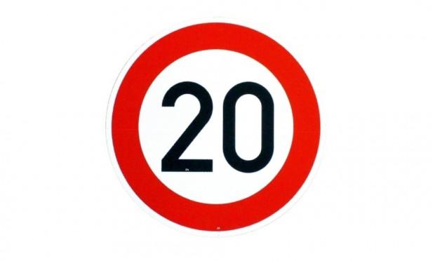 VZ274 - Zulässige Höchstgeschwindigkeit