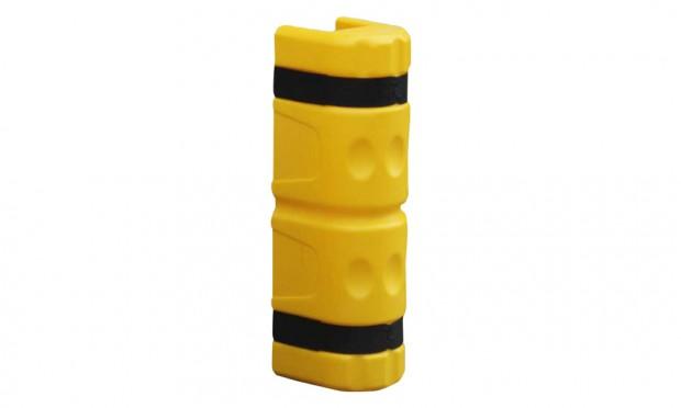 Regalschutz Kunststoff gelb